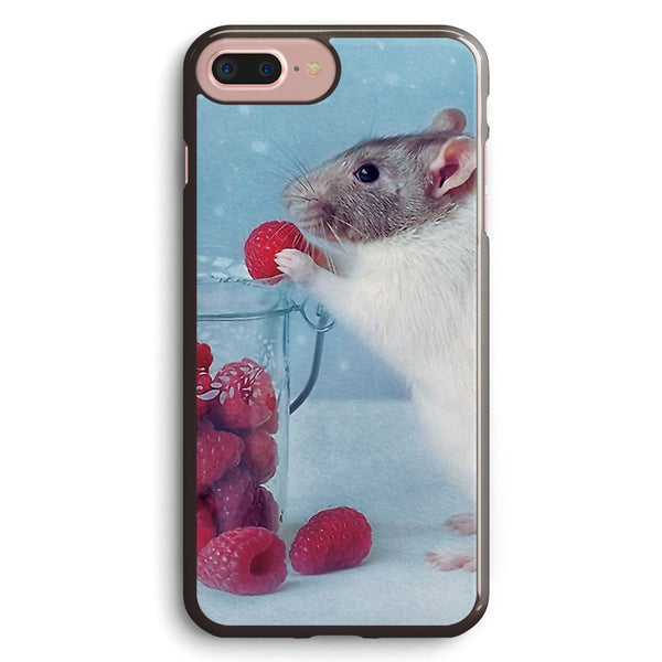 Snoozy Always Loves  His Food Apple iPhone 7 Plus Case Cover ISVB191