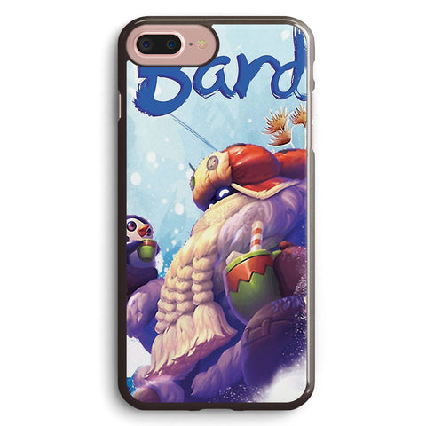 Snow Day Bard League of Legends Apple iPhone 7 Plus Case Cover ISVE751