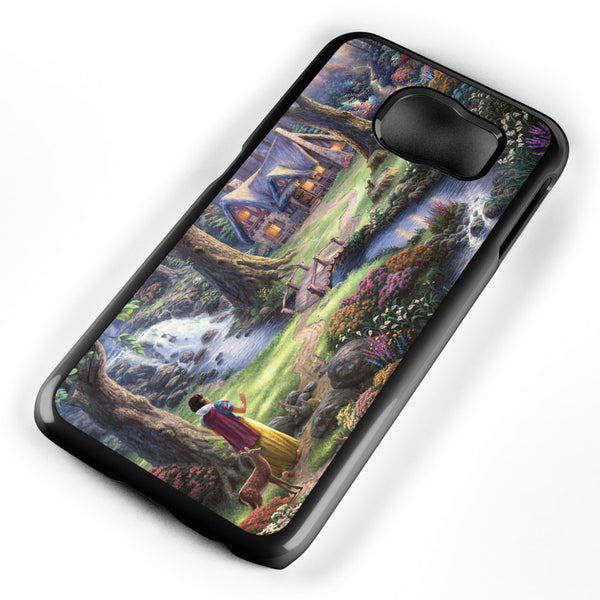 Snow White Discovers the Cottage Samsung Galaxy S6 Case Cover ISVA460