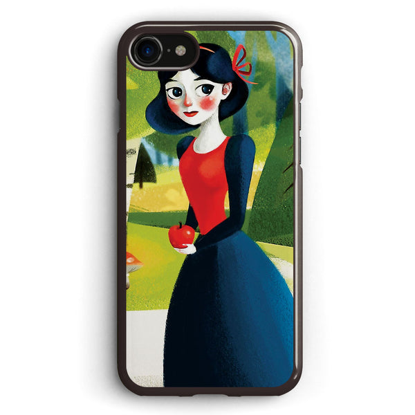Snow White Apple iPhone 7 Case Cover ISVC444