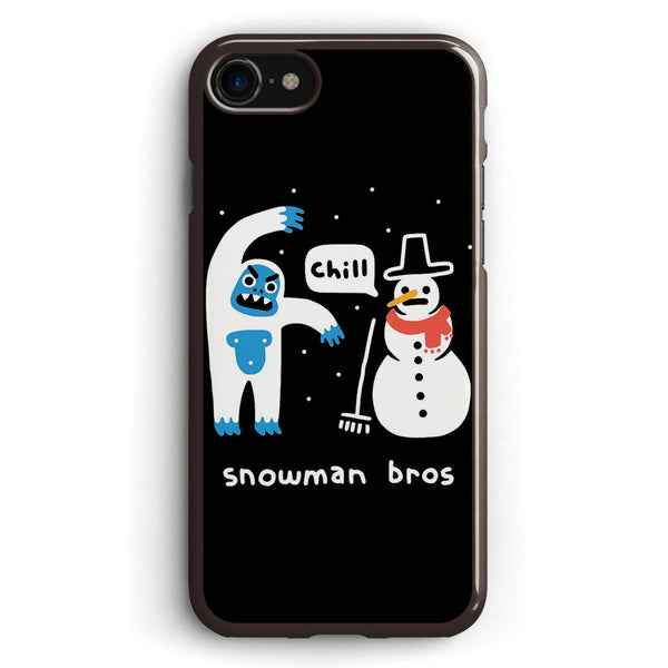 Snowman Bros Apple iPhone 7 Case Cover ISVG781