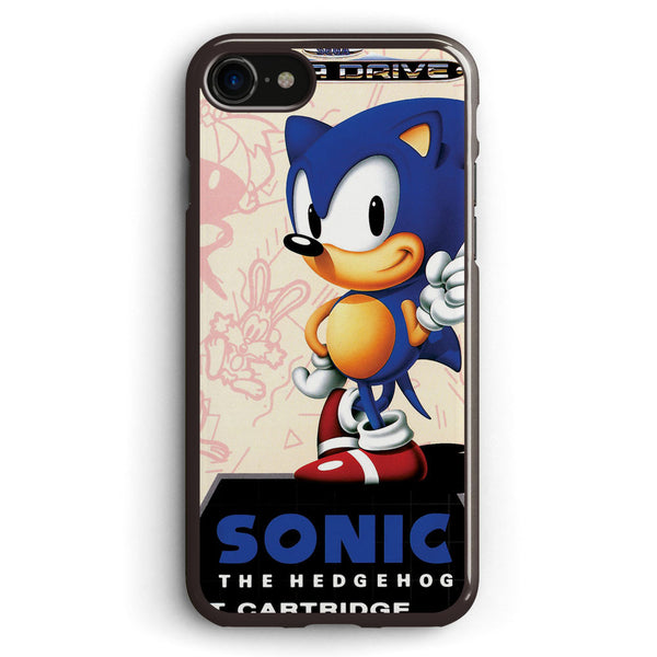 Sonic the Hedgehog Mega Drive Cover Apple iPhone 7 Case Cover ISVF417