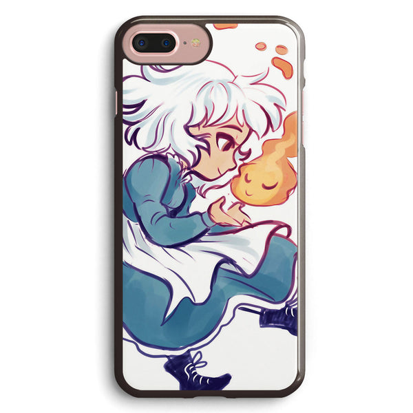 Sophie and Calcifer Apple iPhone 7 Plus Case Cover ISVF419