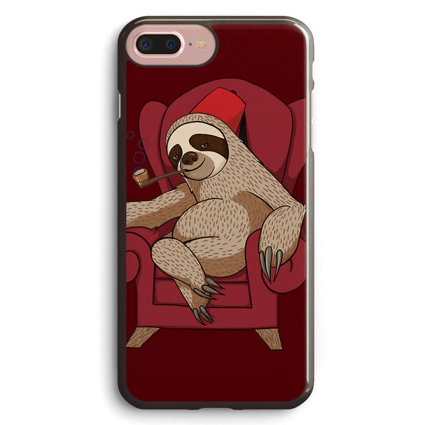 Sophisticated Sloth Apple iPhone 7 Plus Case Cover ISVI021