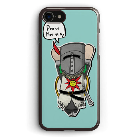 Souls Solaire of Astora Apple iPhone 7 Case Cover ISVE220