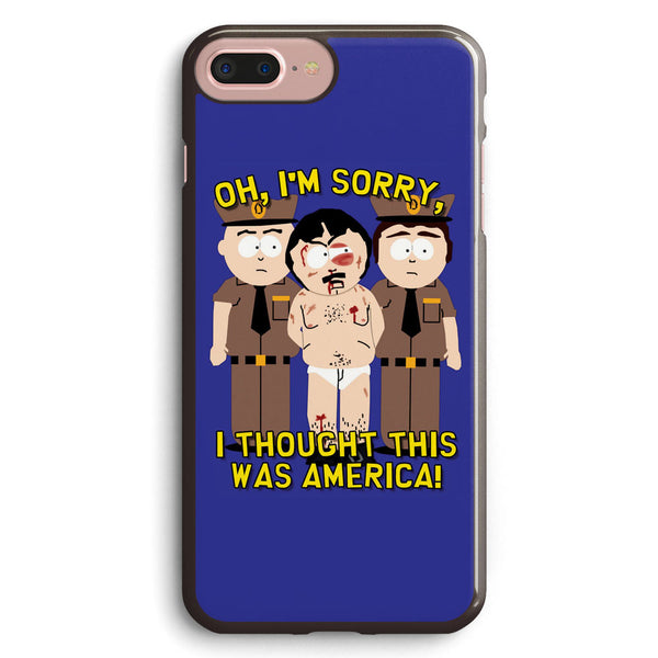 South Park Randy Marsh Apple iPhone 7 Plus Case Cover ISVH593