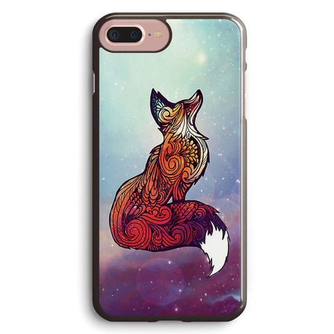 Space Fox Apple iPhone 7 Plus Case Cover ISVC451