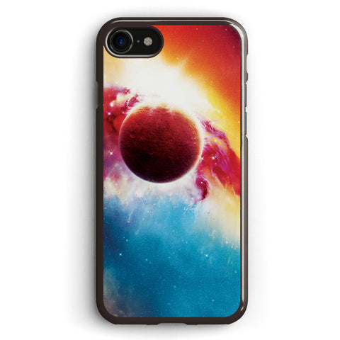 Space Nebular Apple iPhone 7 Case Cover ISVB202