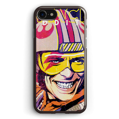 Space Oddity Apple iPhone 7 Case Cover ISVE224