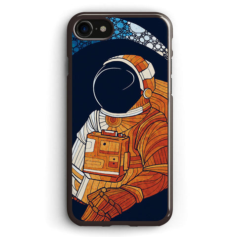 Spaceman Apple iPhone 7 Case Cover ISVC452