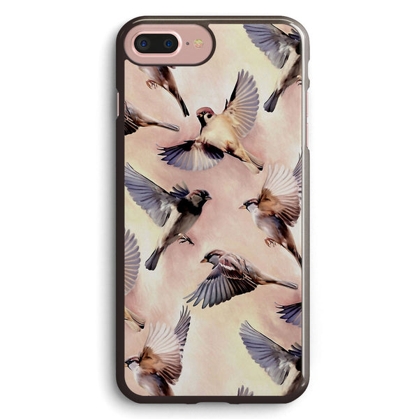Sparrow Flight Apple iPhone 7 Plus Case Cover ISVE753