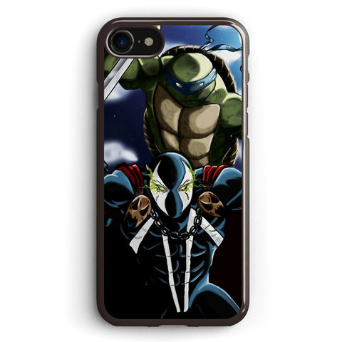 Spawn and Tmnt Apple iPhone 7 Case Cover ISVB811