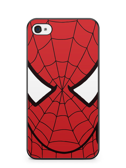 Spiderman Mask Apple iPhone 4 / iPhone 4S Case Cover ISVA281