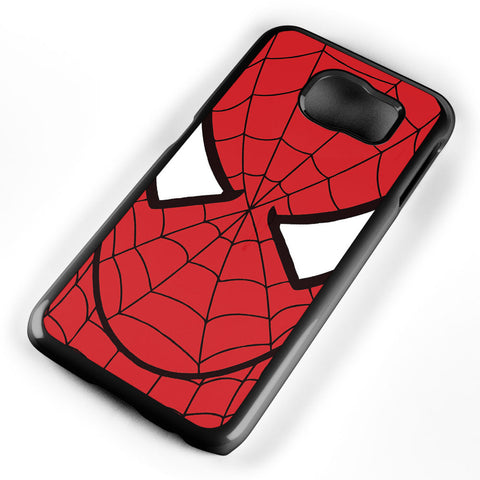 Spiderman Mask Samsung Galaxy S6 Case Cover ISVA281