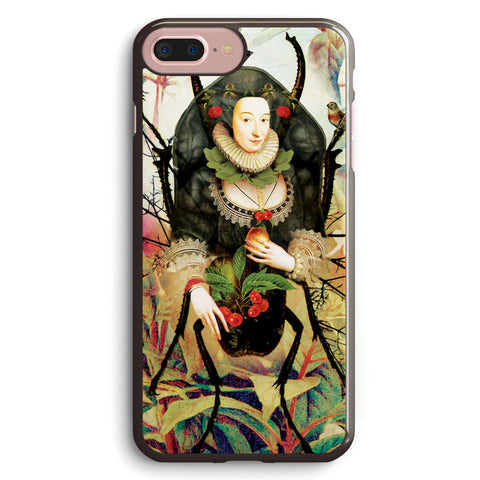 Spiderwoman Painting Apple iPhone 7 Plus Case Cover ISVG304