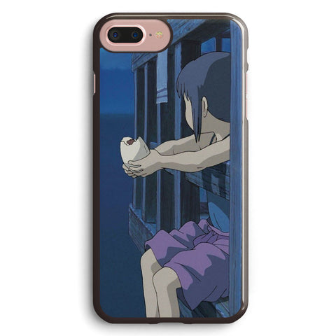 Spirited Away Studio Ghibli Boat Water Upscale Apple iPhone 7 Plus Case Cover ISVB205