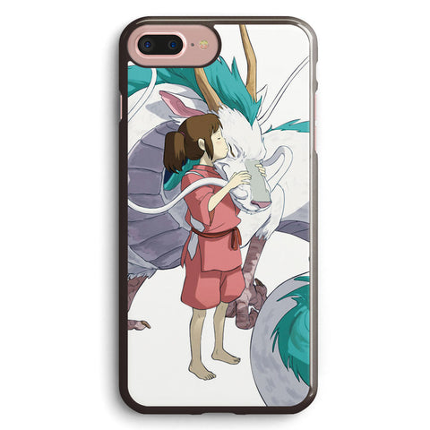 Spirited Away Dragon Apple iPhone 7 Plus Case Cover ISVE755