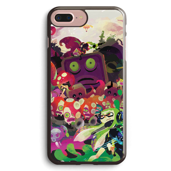 Splatoon Hero Mode Apple iPhone 7 Plus Case Cover ISVD051