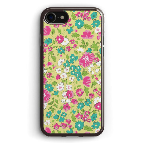 Spring Floral Apple iPhone 7 Case Cover ISVD055