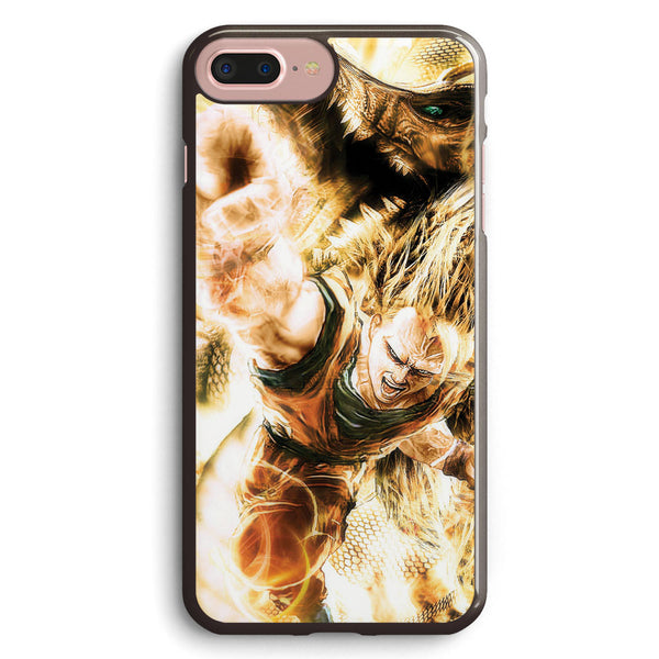 Ssj3 Dragon Fist Realistic Apple iPhone 7 Plus Case Cover ISVB211