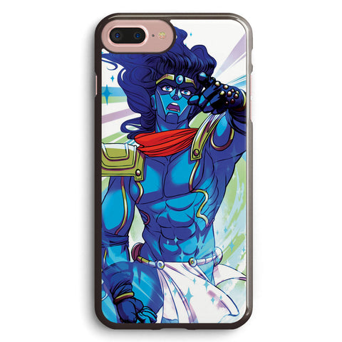 Star Platinum Jojo's Bizarre Adventure Apple iPhone 7 Plus Case Cover ISVB816