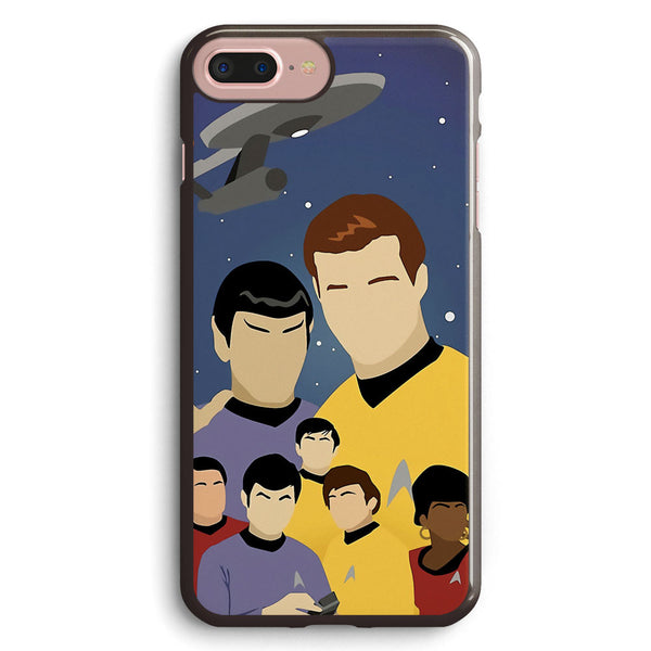 Star Trek Crew Apple iPhone 7 Plus Case Cover ISVH599