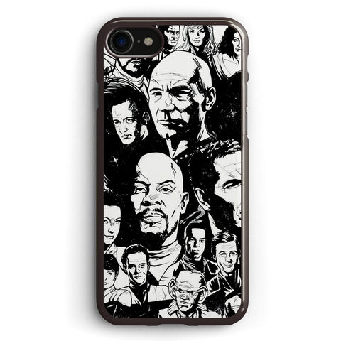 Star Trek Apple iPhone 7 Case Cover ISVD059
