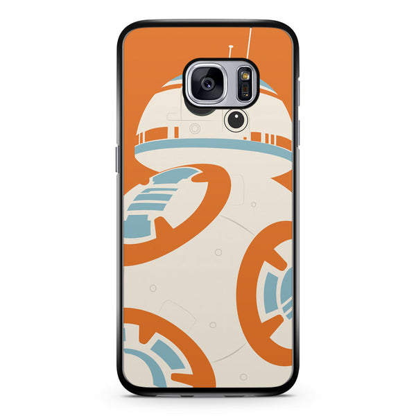 Star Wars Bb 8 Samsung Galaxy S7 Case Cover ISVA354