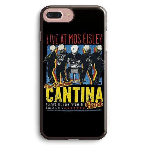 Star Wars Cantina Band on Tour Apple iPhone 7 Plus Case Cover ISVF433