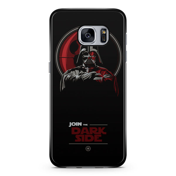 Star Wars Darth Vader Join the Dark Side Samsung Galaxy S7 Case Cover ISVA567