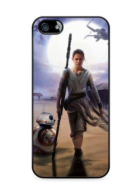 Star Wars Galaxy Rey Apple iPhone SE / iPhone 5 / iPhone 5s Case Cover  ISVA615
