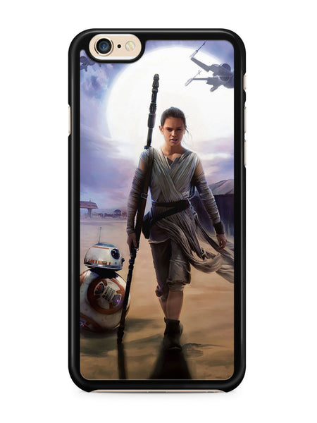 Star Wars Galaxy Rey Apple iPhone 6 / iPhone 6s Case Cover ISVA615