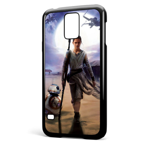Star Wars Galaxy Rey Samsung Galaxy S5 Case Cover ISVA615