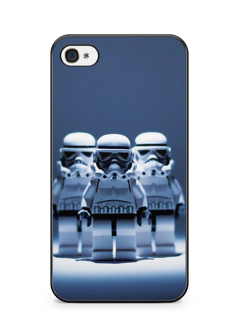 Star Wars Lego Stromtroopers Apple iPhone 4 / iPhone 4S Case Cover ISVA355