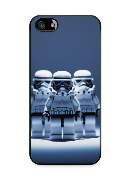 Star Wars Lego Stromtroopers Apple iPhone SE / iPhone 5 / iPhone 5s Case Cover  ISVA355