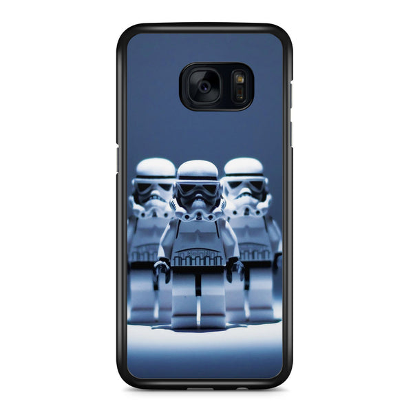 Star Wars Lego Stromtroopers Samsung Galaxy S7 Edge Case Cover ISVA355