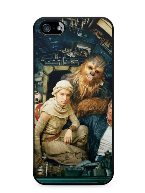 Star Wars Potrait Apple iPhone 5c Case Cover ISVA612