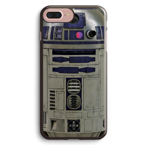 Star Wars R2 D2 Apple iPhone 7 Plus Case Cover ISVA082
