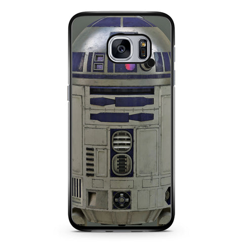 Star Wars R2 D2 Samsung Galaxy S7 Case Cover ISVA082