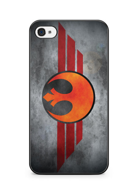 Star Wars Resistance Symbol Apple iPhone 4 / iPhone 4S Case Cover ISVA569