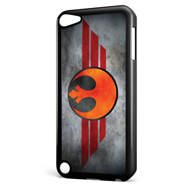 Star Wars Resistance Symbol Apple iPod Touch 5 Case Cover ISVA569