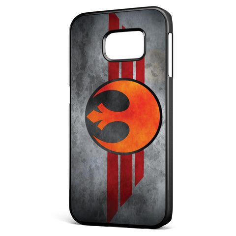 Star Wars Resistance Symbol Samsung Galaxy S6 Edge Case Cover ISVA569
