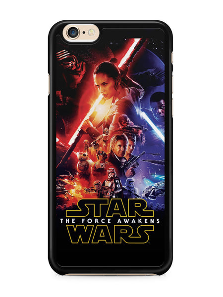 Star Wars the Force Awaken Poster Apple iPhone 6 / iPhone 6s Case Cover ISVA077