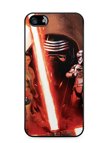 Star Wars the Force Awakens Poster Apple iPhone 5c Case Cover ISVA611