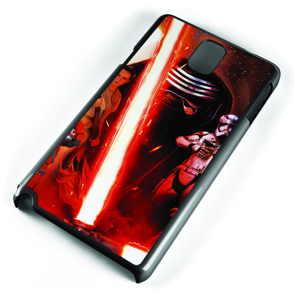 Star Wars the Force Awakens Poster Samsung Galaxy Note 3 Case Cover ISVA611