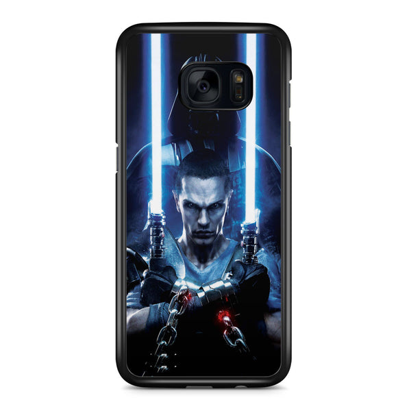 Star Wars the Force Unleashed Samsung Galaxy S7 Edge Case Cover ISVA356
