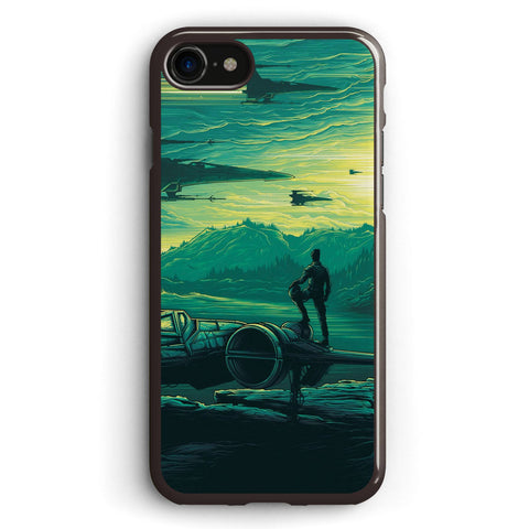 Star Wars Vii Poe Starship Apple iPhone 7 Case Cover ISVE237