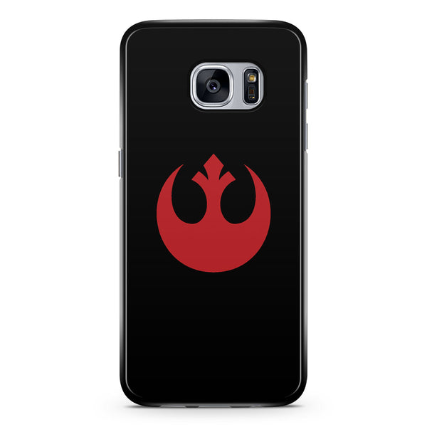 Starwars Rebel Alliance Symbol Samsung Galaxy S7 Case Cover ISVA285