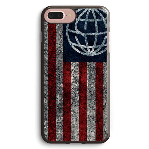 State Champs American Flag Design I Apple iPhone 7 Plus Case Cover ISVG312
