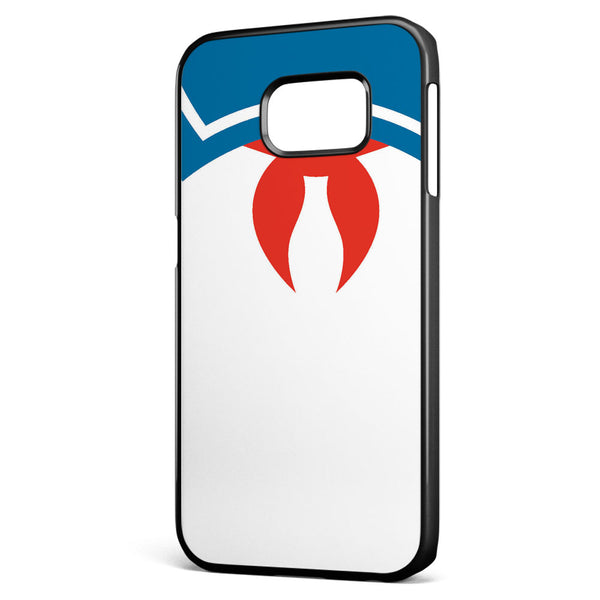 Stay Puft Marshmallow Man Ghost Buster Samsung Galaxy S6 Edge Case Cover ISVA395